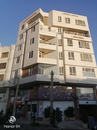 فروش آپارتمان نوساز فول امکانات کرج گوهردشت خیابان ۱۴ فاز ۳