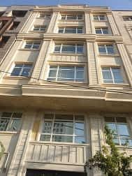 فروش ساختمان ۷طبقه منطقه ۲ تهران سعادت آباد