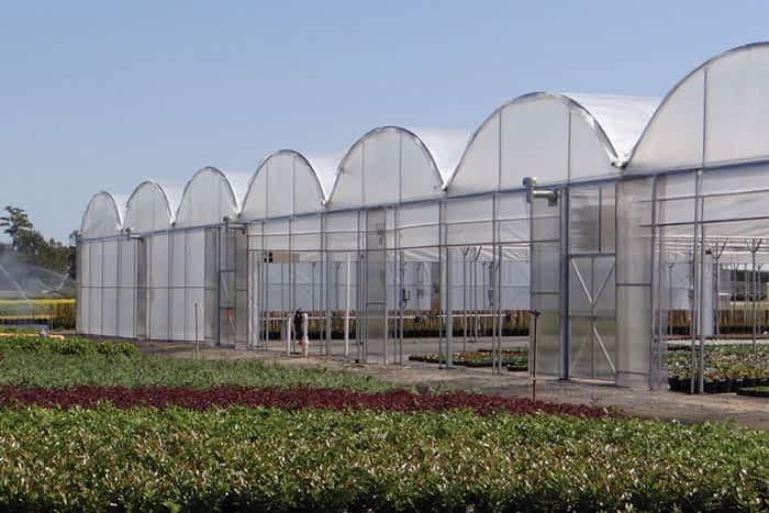فروش ۵۶۰۰ متر گلخانه زمین محصور البرز هشتگرد