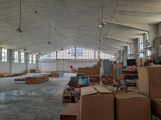 فروش کارخانه تولید کیک کلوچه ۲۰۰۰ متری شهر صنعتی نظراباد