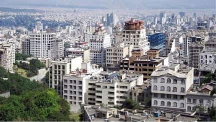 فروش برج منطقه ۲سعادت آباد تهران مجموعا ۱۴۰۳مترمربع مشاعات