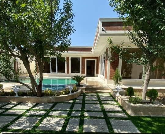 فروش ویلای مدرن ۵۰۰ متری غرب کرج جنوب کردان منطقه تهراندشت