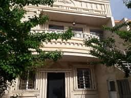 فروش ۱۴۰ متر خانه ویلای دوطبقه شهرک سیدجمالدین نظراباد البرز